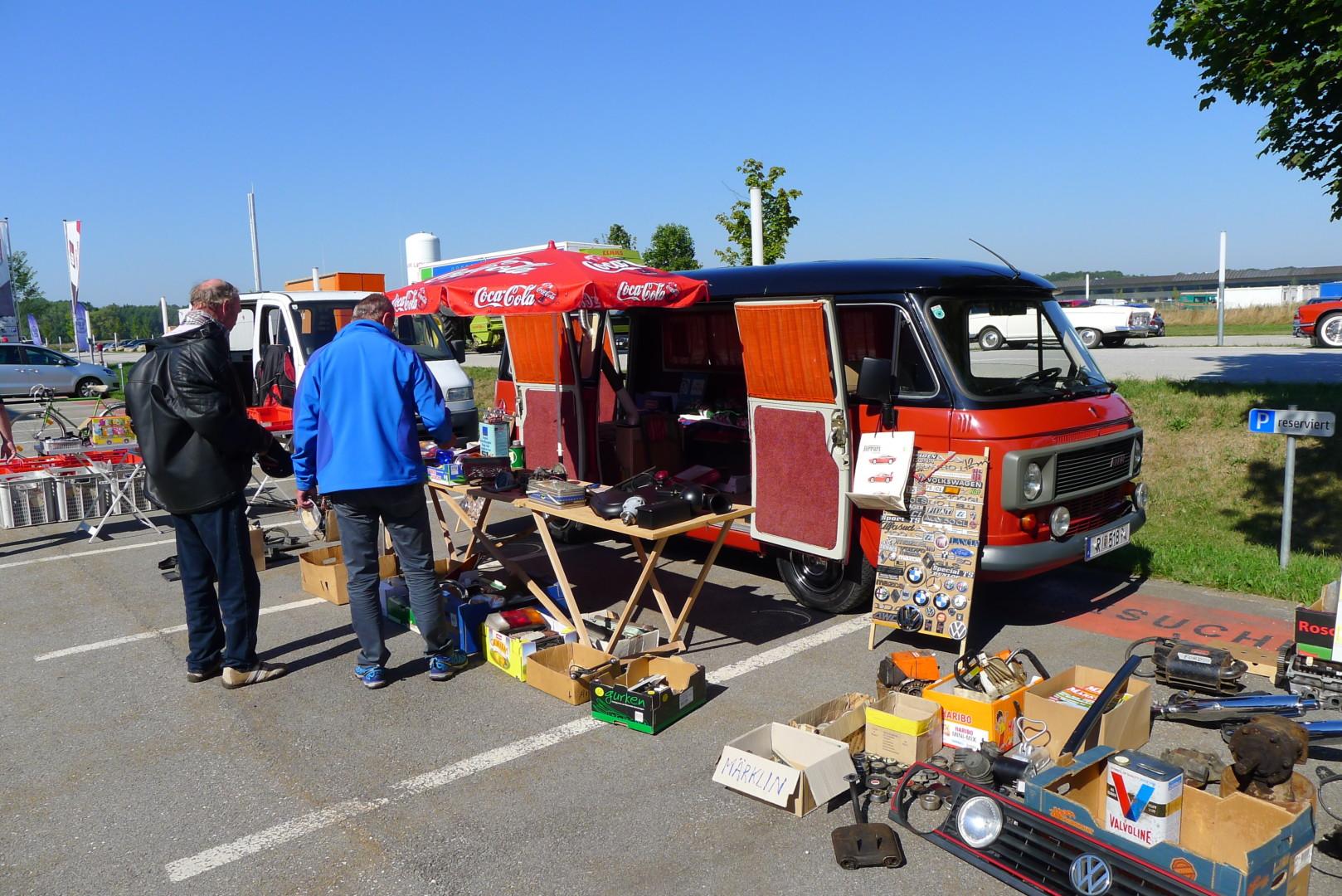 Teilemarkt 2016