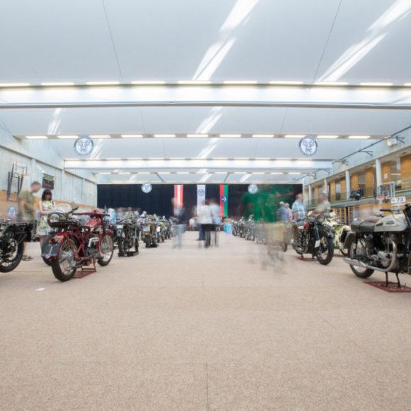 Ausstellung 40 Jahre IMVC